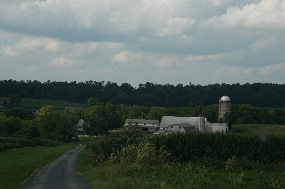 Witness Movie setting in scenic Lancaster County (3/6)