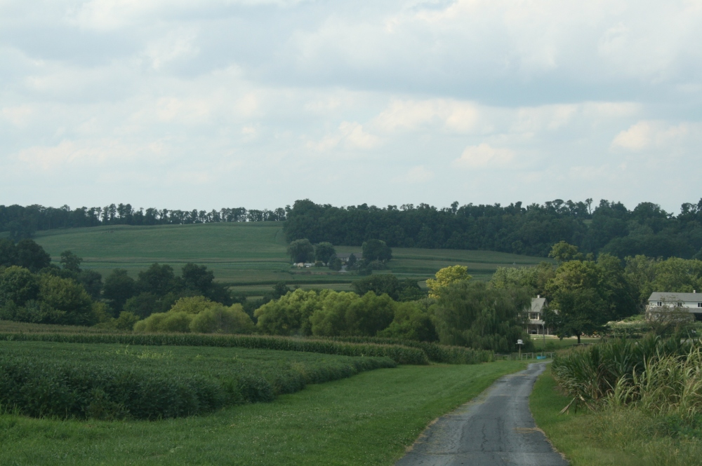 Witness Movie setting in scenic Lancaster County (4/6)