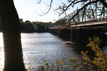 The bridge to Pennsylvania!