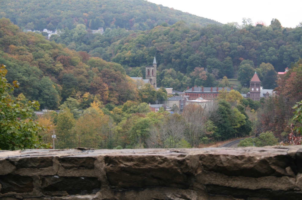 A day-trip to the haven of Jim Thorpe, PA (2/6)