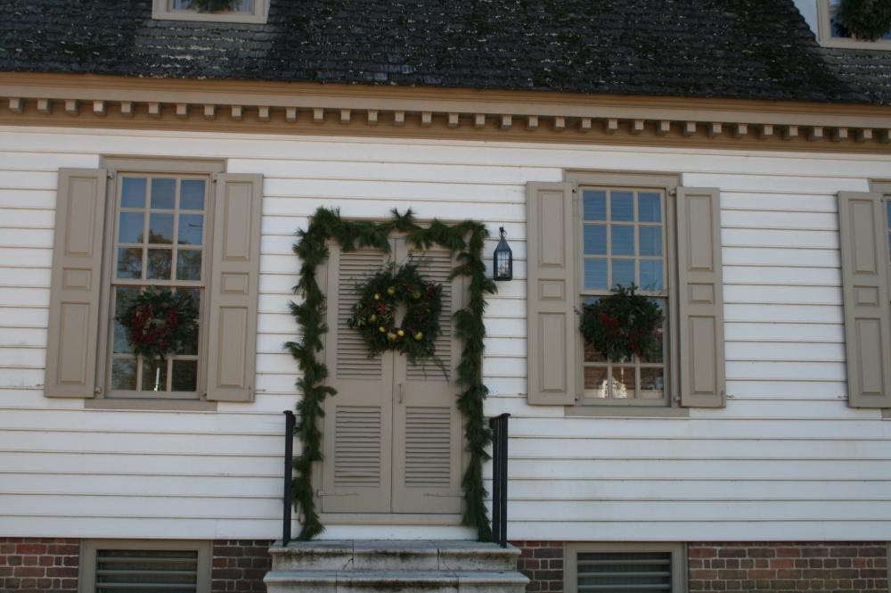 Colonial Williamsburg at Christmas (5/6)
