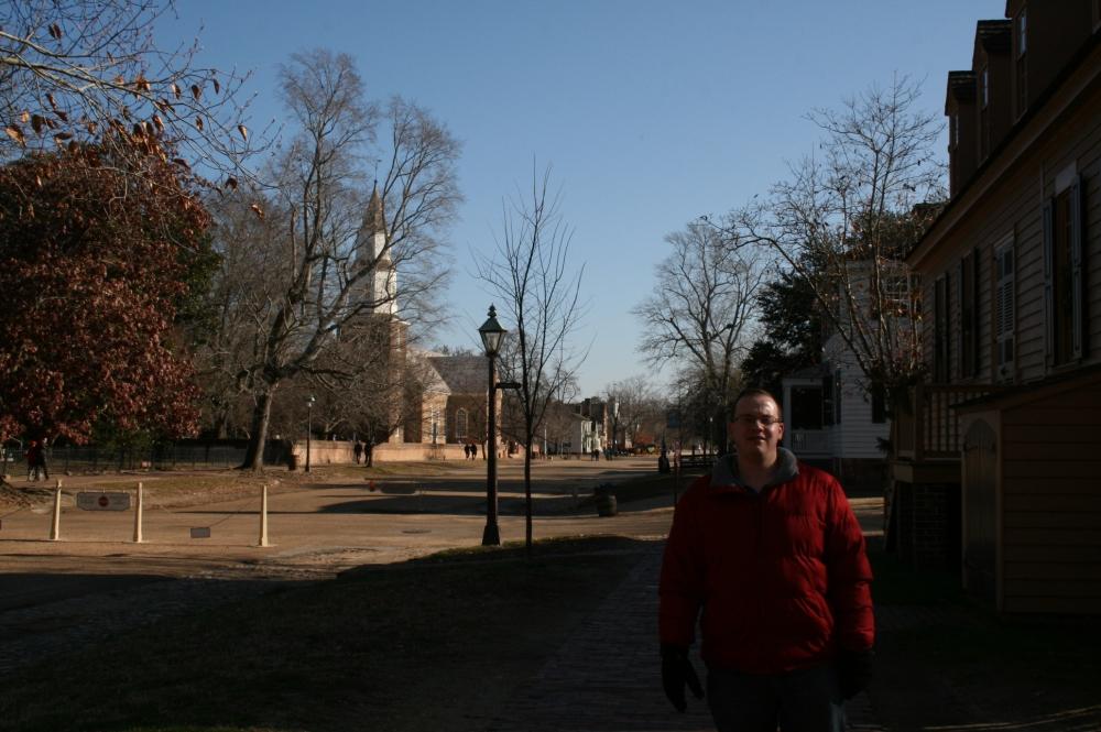 Colonial Williamsburg at Christmas (6/6)